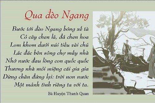 nhung bai tho that ngon bat cu duong luat hay nhat - Những bài thơ thất ngôn bát cú đường luật hay nhất